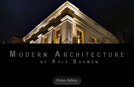 Moern Architecture by Rolf Bouman