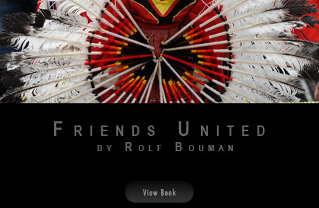 Friends United by Rolf Bouman